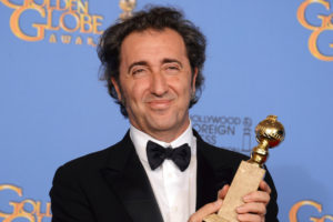 Paolo Sorrentino director