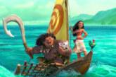 Box Office Usa: Oceania ancora primo in classifica