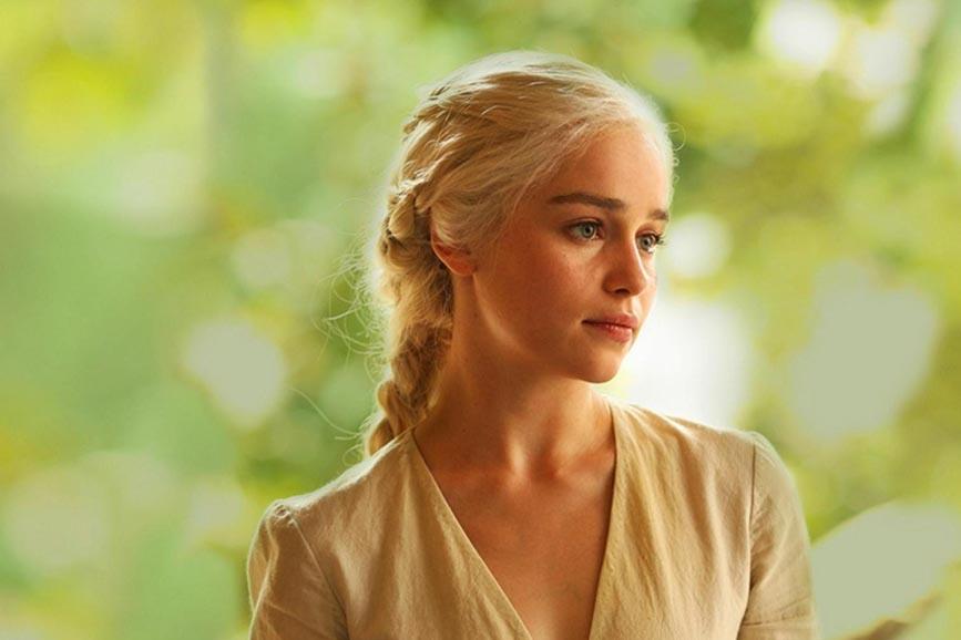 Emilia Clarke e