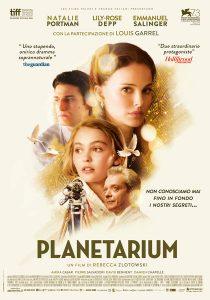 Planetarium poster italiano