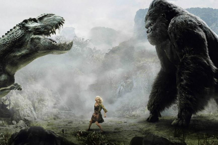 Kong - Skull Island: il gorilla più famoso del cinema nei nuovi banner
