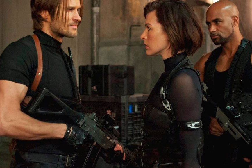 Resident Evil-The Final Chapter