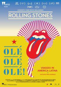 The Rolling Stones Olé, Olé, Olé! locandina