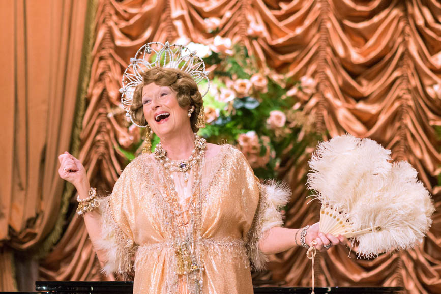 Florence Foster Jenkins - Conferenza stampa
