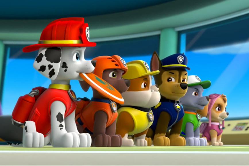 PAW Patrol: il capo di Nickelodeon suggerisce potenziali spin-off