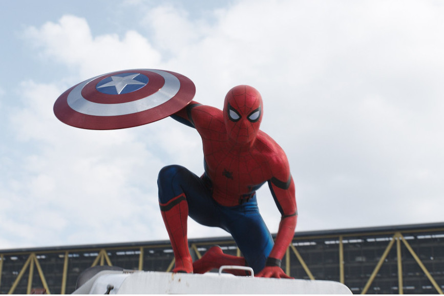 Spider-Man Homecoming: conferenza stampa