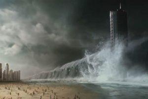 Geostorm copertina film Box Office Usa
