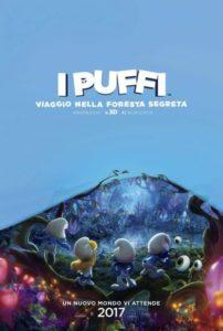I Puffi: viaggio nella foresta segreta poster