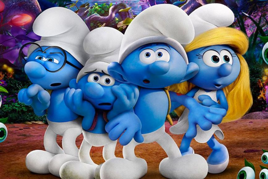 Box Office Italia: i Puffi superano la Disney
