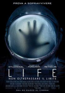 Life - Non oltrepassare il limite poster