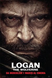 """""""Logan - The Wolverine"""": la locandina del film."""