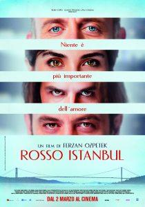locandina Rosso Istanbul