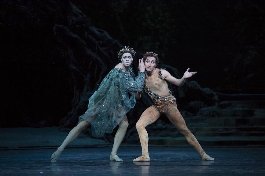 Royal Opera House: The Dream Symphonic Variat