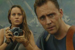 Kong: Skull Island Hiddleston & Larson