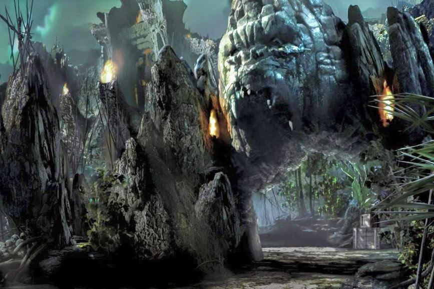 Skull Island e Tomb Raider espandono il loro universo in due serie tv anime