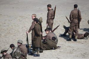 Dunkirk scena film box office usa