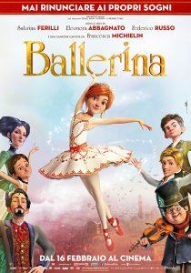 ballerina (locandina)