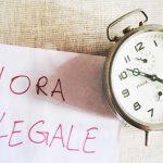 L'ora legale