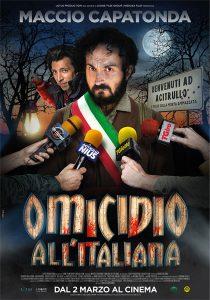 Omicidio all'italiana locandina