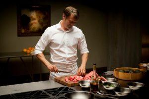 """""""Hannibal"""": il dottor Lecter e la sua passione per l'alta cucina"""