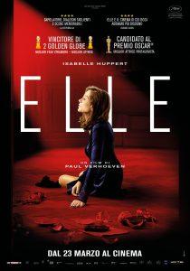 Locandina film Elle