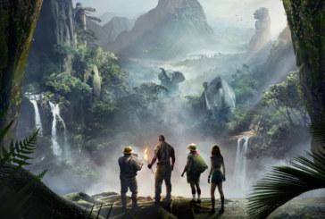 """Box Office USA: """"Jumanji – Benvenuti nella giungla"""" mantiene il primato"""