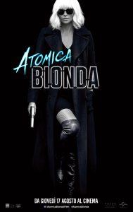 Poster film Atomica Bionda