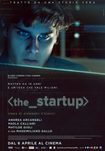 Poster del film The startup