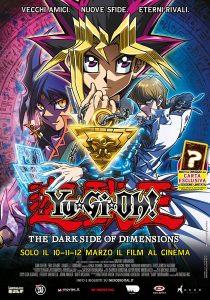 Yu-Gi-Oh! Il lato oscuro delle dimensioni locandina