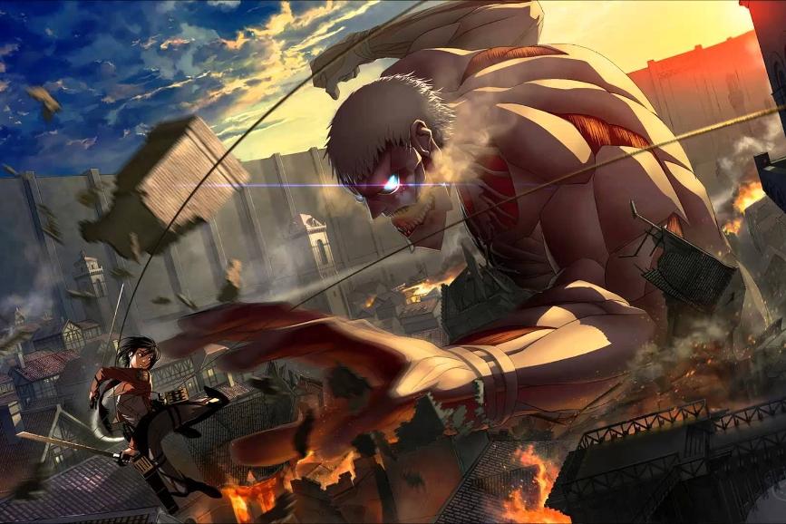 Attack on Titan: il progetto della Warner Bros basato sui celebri manga e anime giapponesi