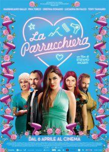 """Poster del film """"La parrucchiera"""""""