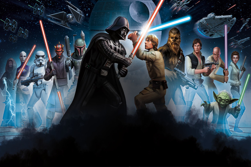 Natale Star Wars