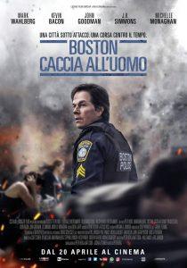 Boston - Caccia all'uomo locandina