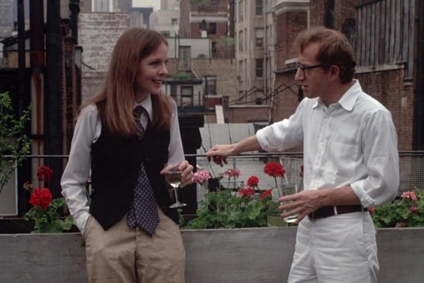 "Diane Keaton in ""Io e Annie"""