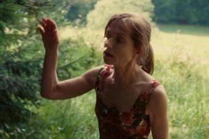 Isabelle Huppert L'Avenir poster box office italia