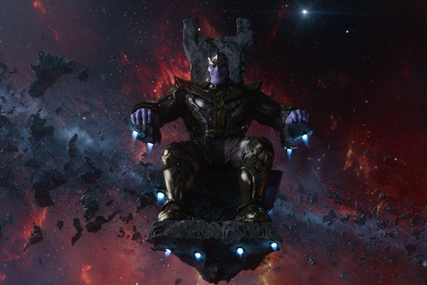 Avengers 4 Thanos (Josh Brolin).