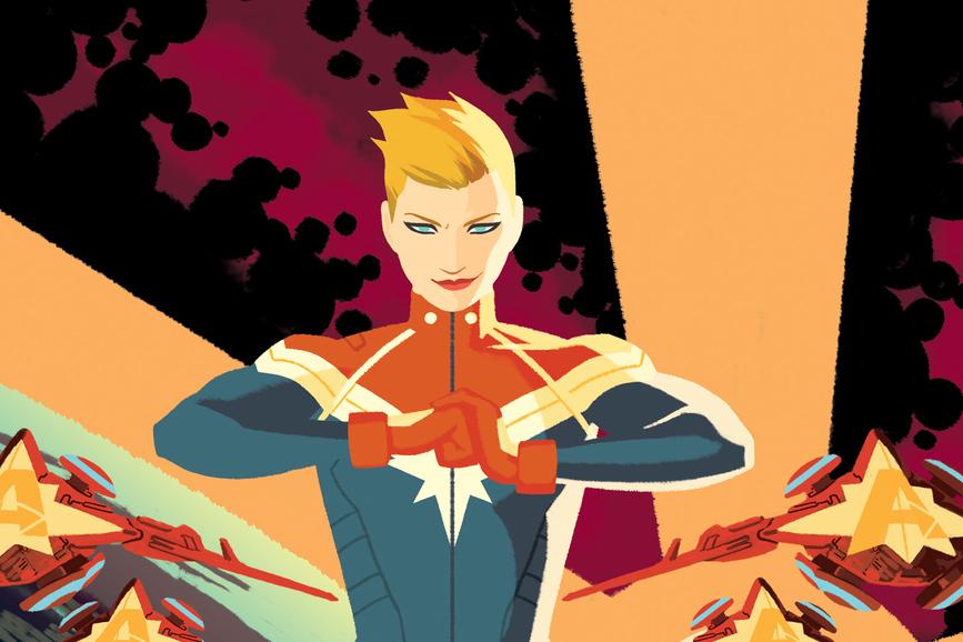 Captain Marvel: finalmente una data di inizio delle riprese?