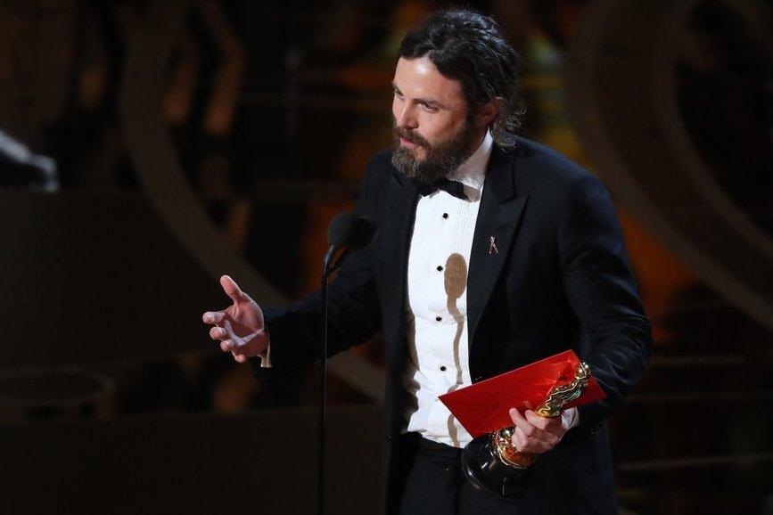 Casey Affleck Academy Awards 2017