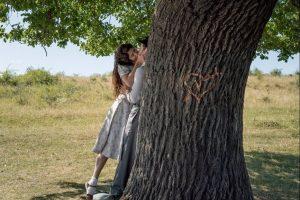 la storia dell'amore bacio film al cinema dal 31 agosto