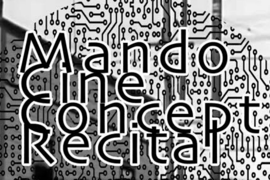 Apollo 11 presenta Mando Cine Concept Recital