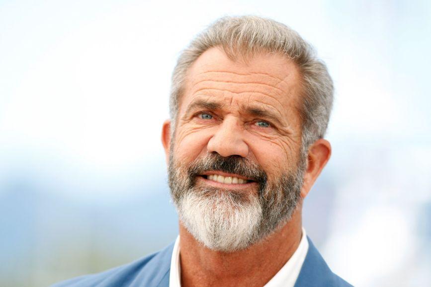Mel Gibson barba