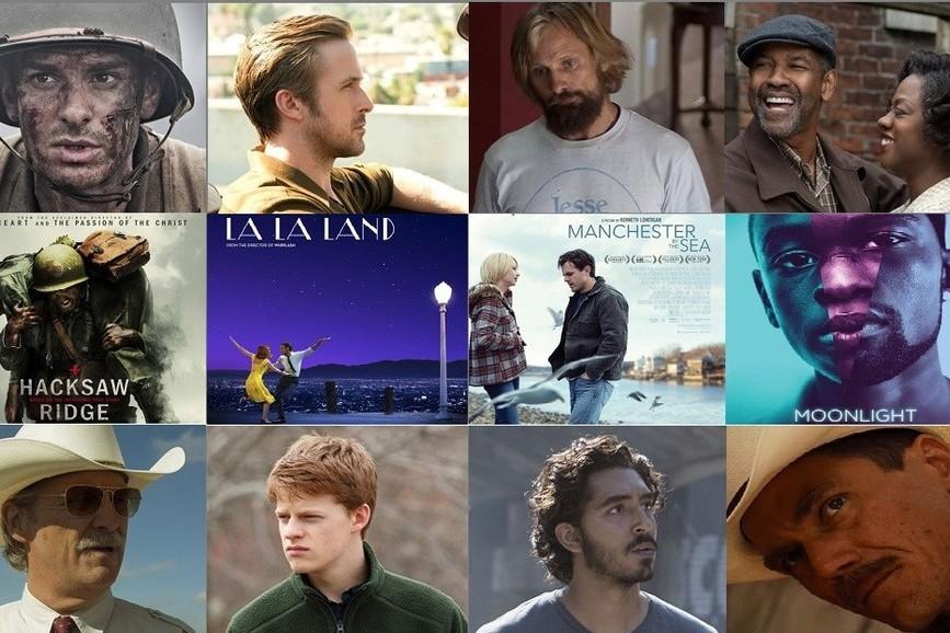 oscar 2017 locandine film