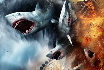 Sharknado 5: nuova tempesta di squali?