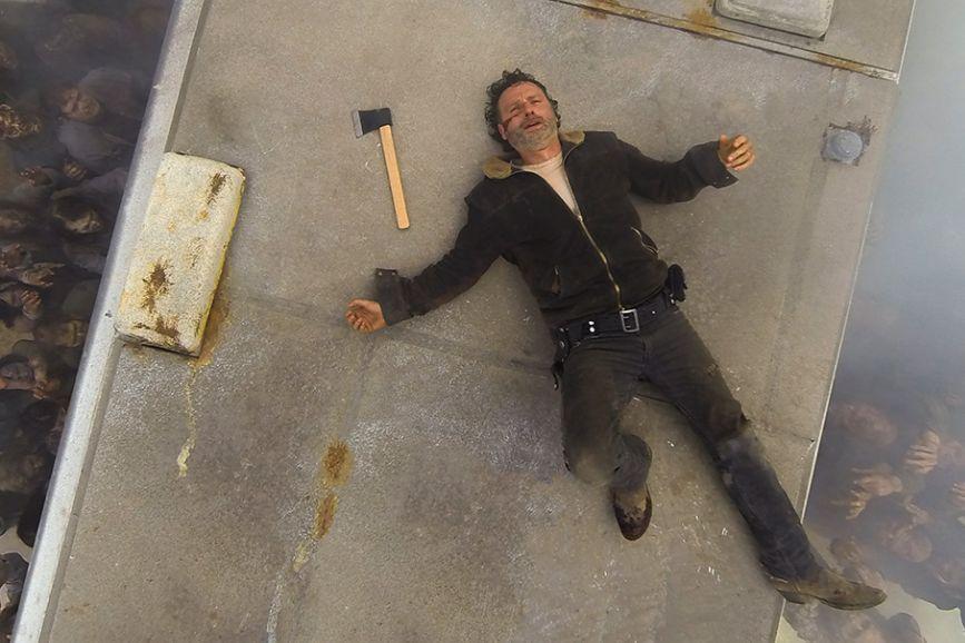The Walking Dead: news settima stagione