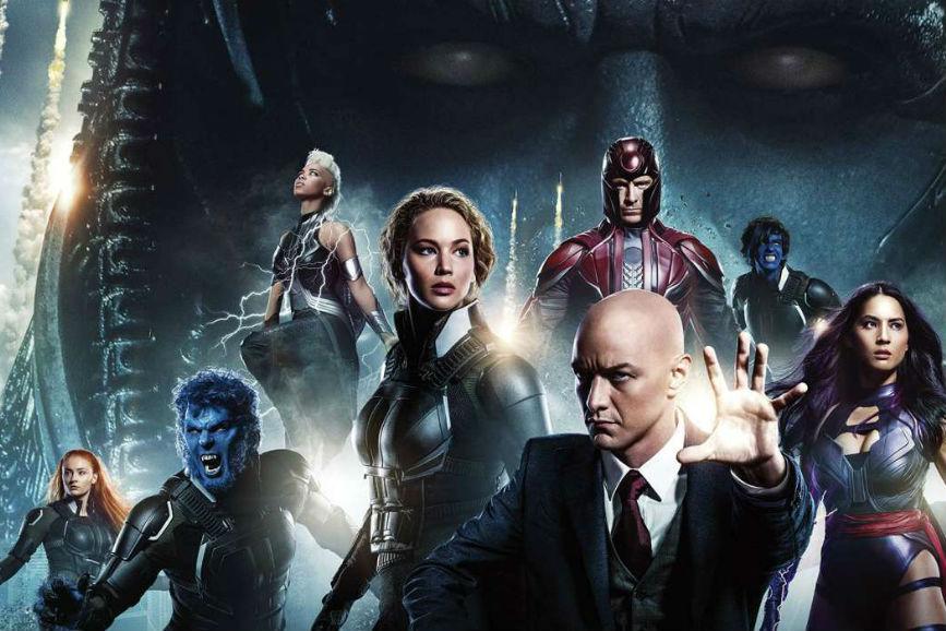X-men – Dark Phoenix cast completo