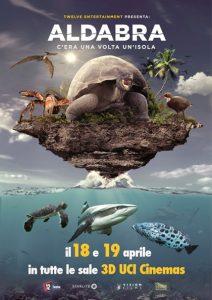 Aldabra - C'era una volta un'isola Poster