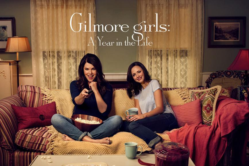 Gilmore Girls - Una Mamma Per Amica Copertina