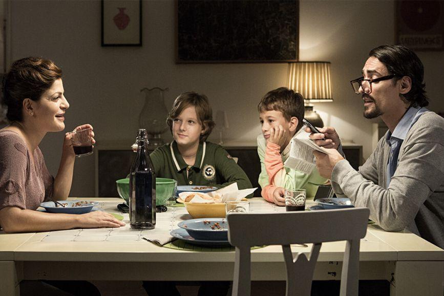 La mia famiglia a soqquadro: presentato a Roma dal cast