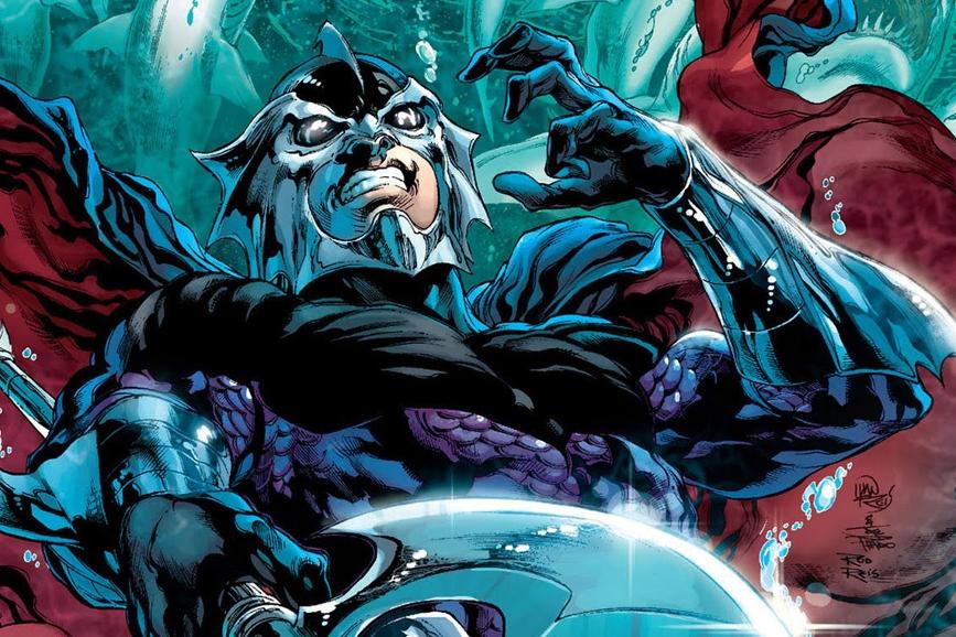 Ocean Master fratellastro di Aquaman forse in Justice League