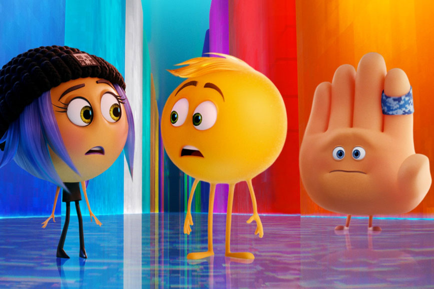 Emoji Box Office Italia